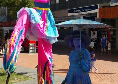 Free-Lunch-Rainbow-Stiltwalker
